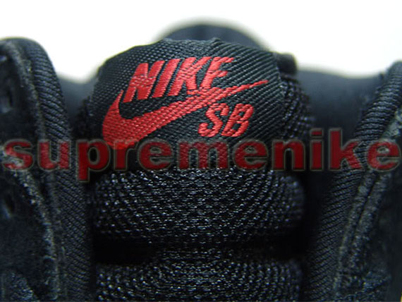 new arrival 99d38 42319 Nike SB Dunk High 'Maiden Iron' Sample - SneakerNews.com