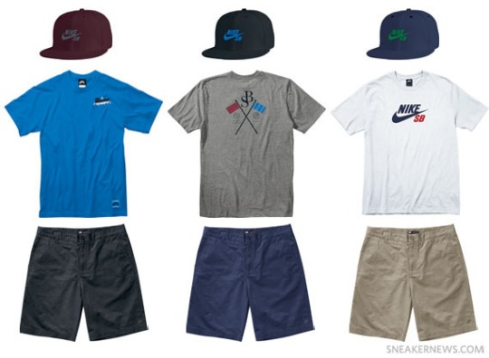 Nike SB May 2011 Apparel & Accessories