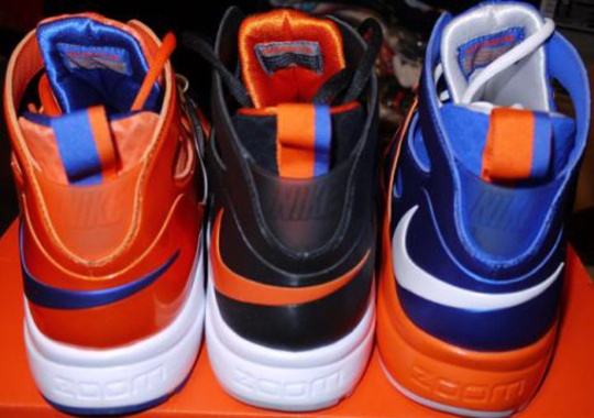Nike Zoom Huarache TR Mid – Amare Stoudemire's Knicks PE's