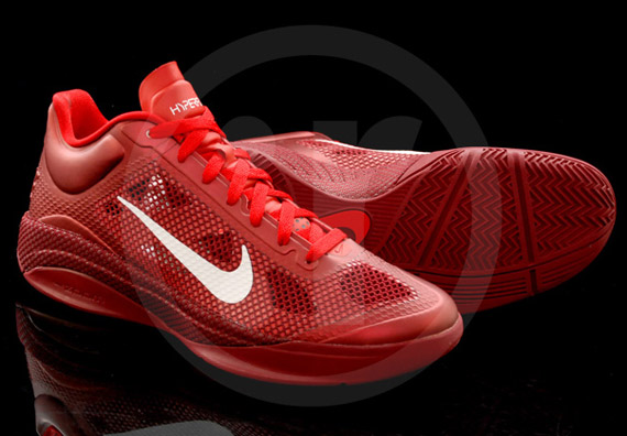 classic shoes wide range authentic quality Nike Zoom Hyperfuse Low X - Team Red - Sport Red - White ...