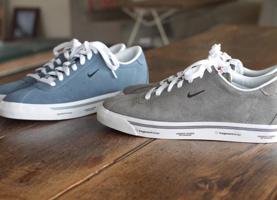 comprar original alta calidad precio de descuento UNDERCOVER x fragment design x Nike Match Classic - New Images ...