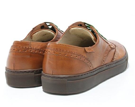 vans beige leather shoes