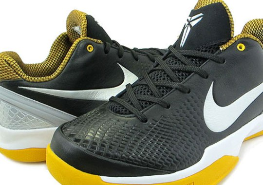 93beaf59c491 Nike Zoom Kobe Venomenon – Black – Metallic Silver – Del Sol – Lightbulb