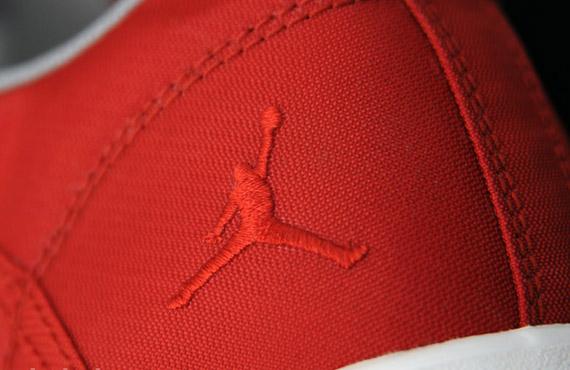 Air Jordan Sky High Retro Low - Varsity Red - Stealth - SneakerNews.com 418e7cce9