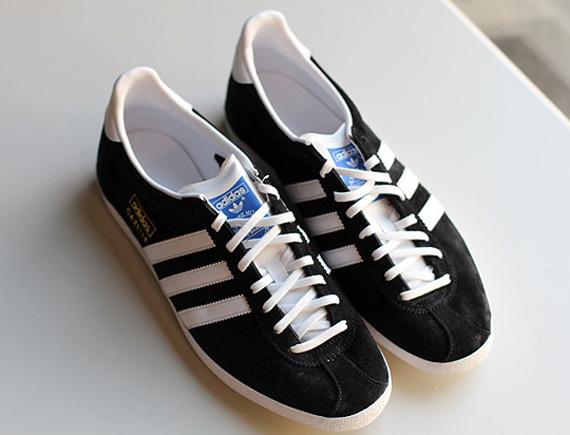 adidas gazelle og black