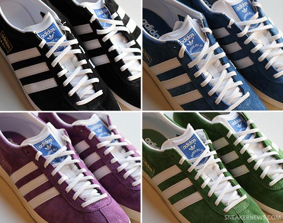 Adidas Originals Mens Gazelle II Retro Trainers Mustard Yellow