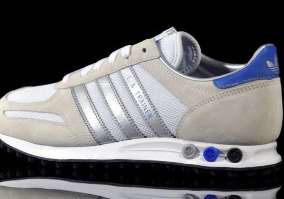 Adidas Originals La Trainer White