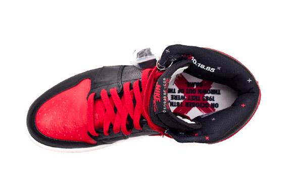 Air Jordan 1 Interdit 2011 Date De Sortie 4jmlEmMa