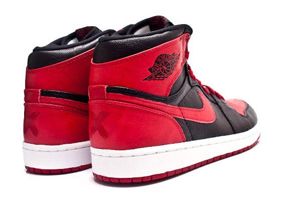Air Jordan 1 'Banned' - Detailed Images - SneakerNews.com