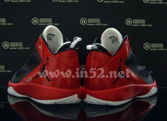 Air Jordan 2011 Quick Fuse – Black – Varsity Red