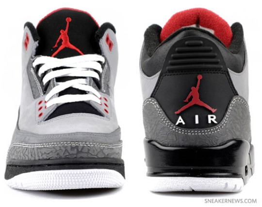 Air Jordan III Retro 'Stealth' – New Photos