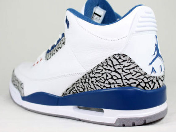 e02f14d2006d Air Jordan III  True Blue  - Available Early on eBay - SneakerNews.com