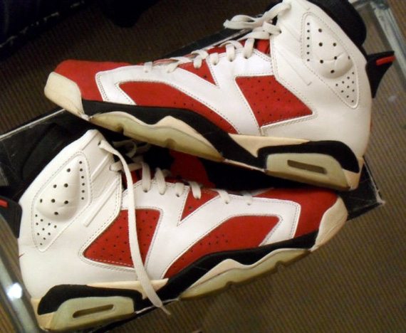 air jordan 6 carmine ebay buying