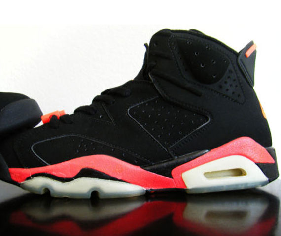 nike air jordan 6 infrared ebay buying