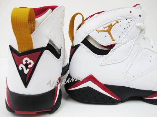 Air Jordan VII Retro – 'Cardinal'   Available Early on eBay