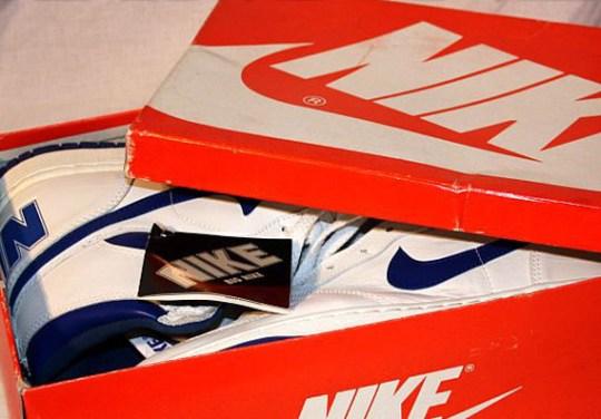 Big Nike High – White – Royal | OG Pair on eBay