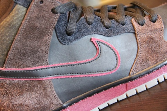 60%OFF Brooklyn Projects x Nike SB Dunk High Slayer Detailed Images ... 49c9eb2d5