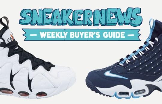 Sneaker News Weekly Buyer's Guide: 5/19/11