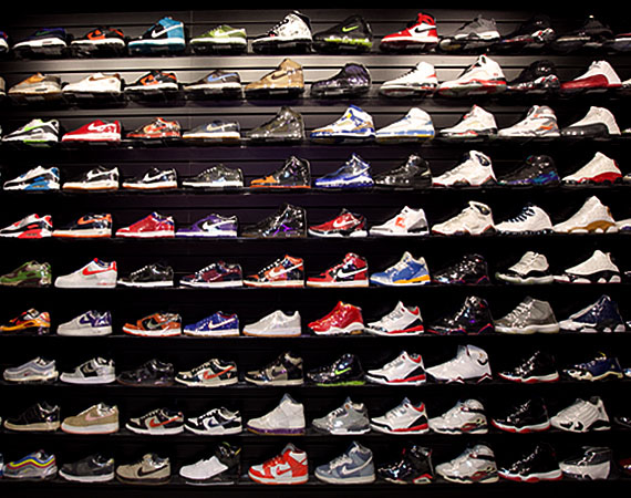 For sneakerheads, finding that one particular shoe ...