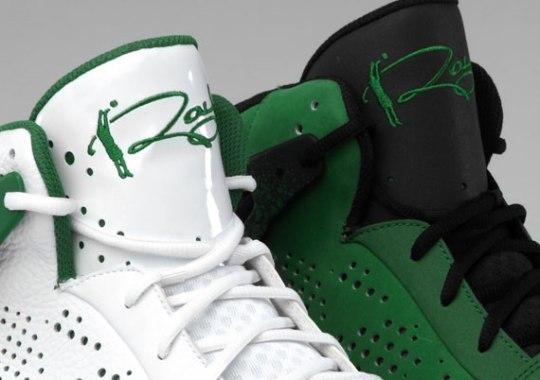 Jordan Phase 23 Hoops – Ray Allen Playoff PE's