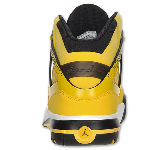c33cce2e4388 durable modeling Air Jordan Phase 23 Hoops Varsity Maize White Black ...