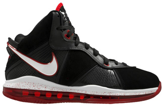 51eb6bbeabbb Nike LeBron 8 - Black - Red - SneakerNews.com