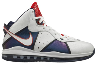 Nike LeBron 8 PS Finals Shoes | TheShoeGame.com - Sneakers