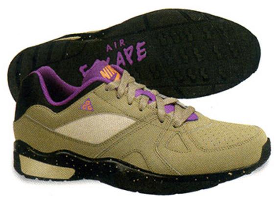 the best attitude 064a6 f19e6 Nike ACG Air Escape Low - Fall 2011 - SneakerNews.com