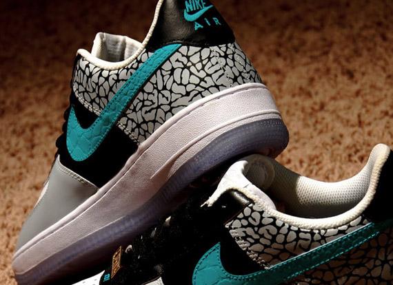 Nike Air Force 1 Low 'atmos' Customs by J2