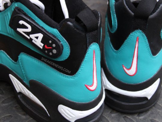 Nike Air Griffey Max 1 Customs by Jason Negron