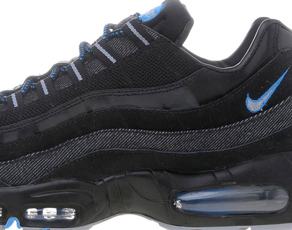Nike Air Max 95 Blue Black