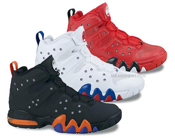best cheap 50148 7c01c Nike Air Max Barkley - Spring 2012 - SneakerNews.com