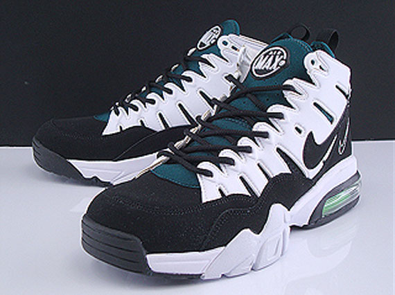 new arrival e619d 863b2 ... italy nike air trainer max2 94 white black outdoor green sneakernews.  fe4da 01c79
