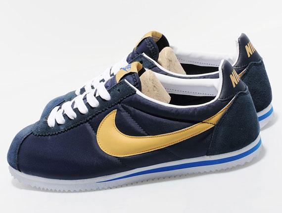 Nike Classic Cortez Gold