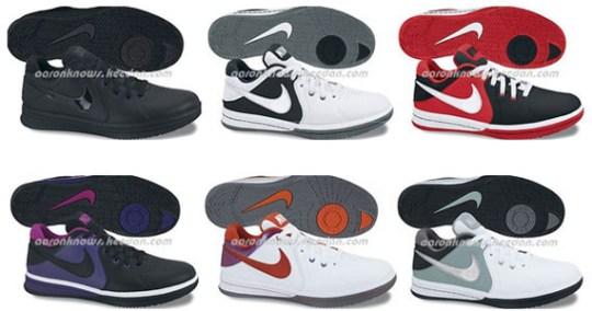 Nike Cradle Rock Low 2011