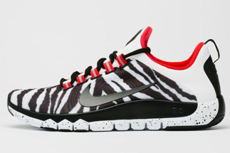 cb8e38b009fa Nike Free Trainer 5.0 NRG Color  White Black-Challenge Red Style Code   658119-106. Release Date  06 04 14. Price   110