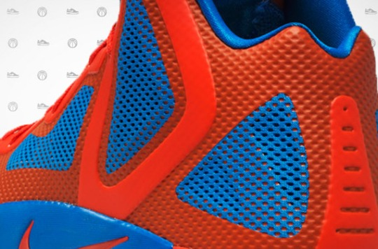 Nike Hyperfuse 2011 – Russell Westbrook Playoff PE