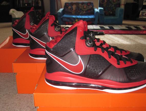 100% authentic 7e558 fc47f Nike LeBron 8 V 2 - Shooting Stars Classic PE   New Images ...