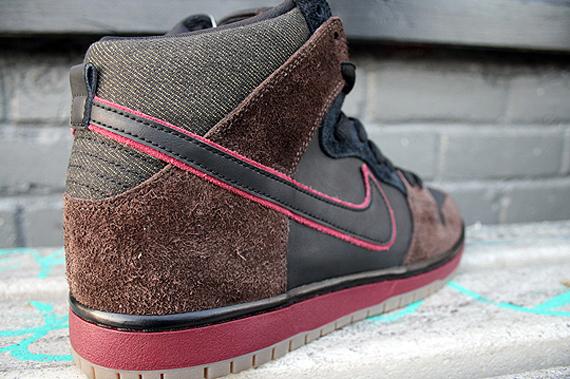 b695872c6f36 Brooklyn Projects x Nike SB Dunk High  Slayer  - New Images ...