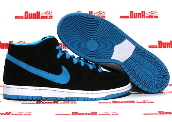 on sale 0442d 44899 ... Nike Dunk Mid Pro SB Black Orion Blue 314383-008. eBay Marketplace Logo