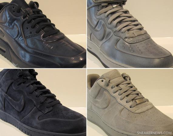 reputable site 81ba7 4f7c2 Nike Sportswear  Vac-Tech Pack  – Fall 2011