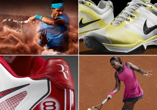 Nike Tennis – 2011 French Open Lookbook