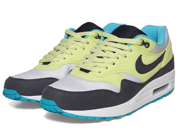 Nike WMNS Air Max 1 - Citrine Yellow - Gridiron - SneakerNews.com