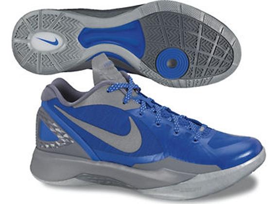 Nike hyperdunk 2011 low blue