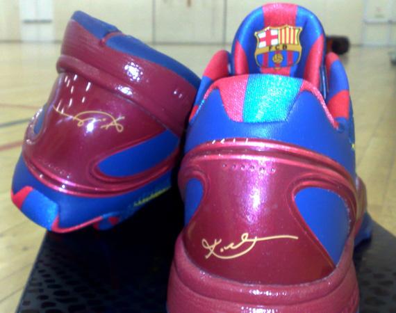 factory price d75b9 328c7 Nike Zoom Kobe VI – FC Barcelona Pack Home