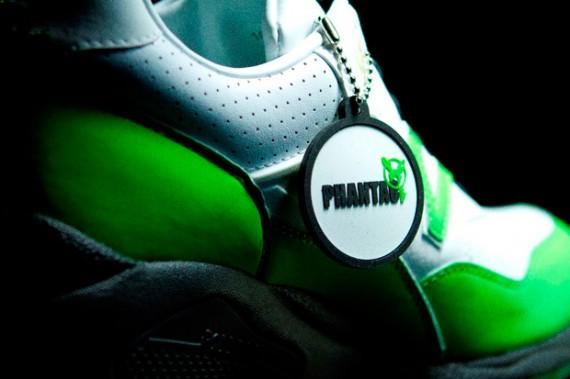 PHANTACi x New Balance MT580  Green Hornet  - New Images ... 13c163a8df64