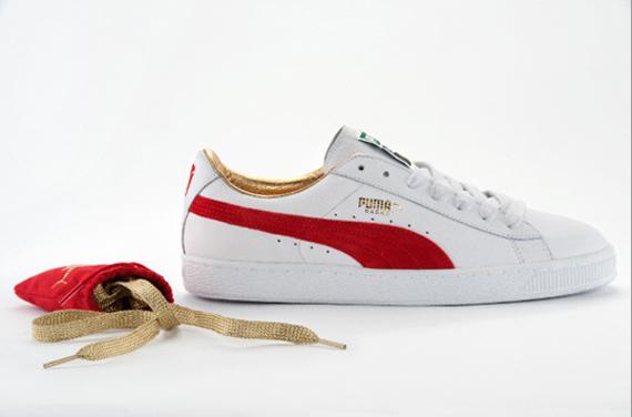 Puma Suede Metà Classica SqdOL