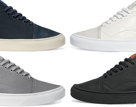 ed6102ce10 Vans OTW Larkin Decon – Fall 2011 Colorways