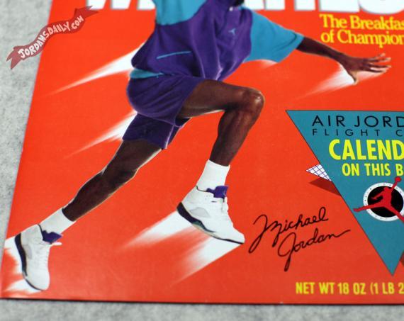 Air Jordan Flight Club 1991 Calendar