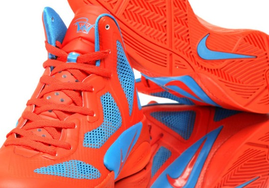 Nike Zoom Hyperfuse 2011 – Russell Westbrook PE | New Images